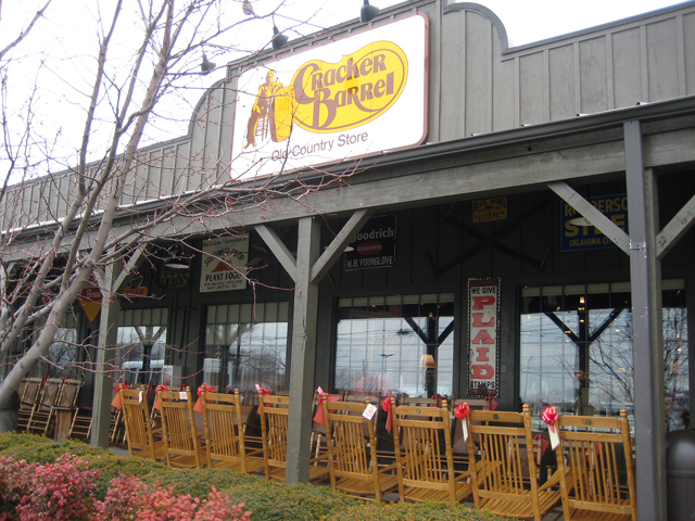 Porch Cracker Barrel Front Porch Login Others would rather eat their pancakes without staring up at old hula hoops and deer heads. porch cracker barrel front porch login