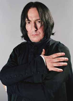 Severus Snape, DH survival, magical mpreg (not done through physical ...