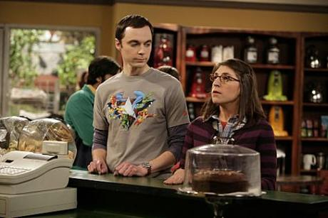 what episode did sheldon and amy meet