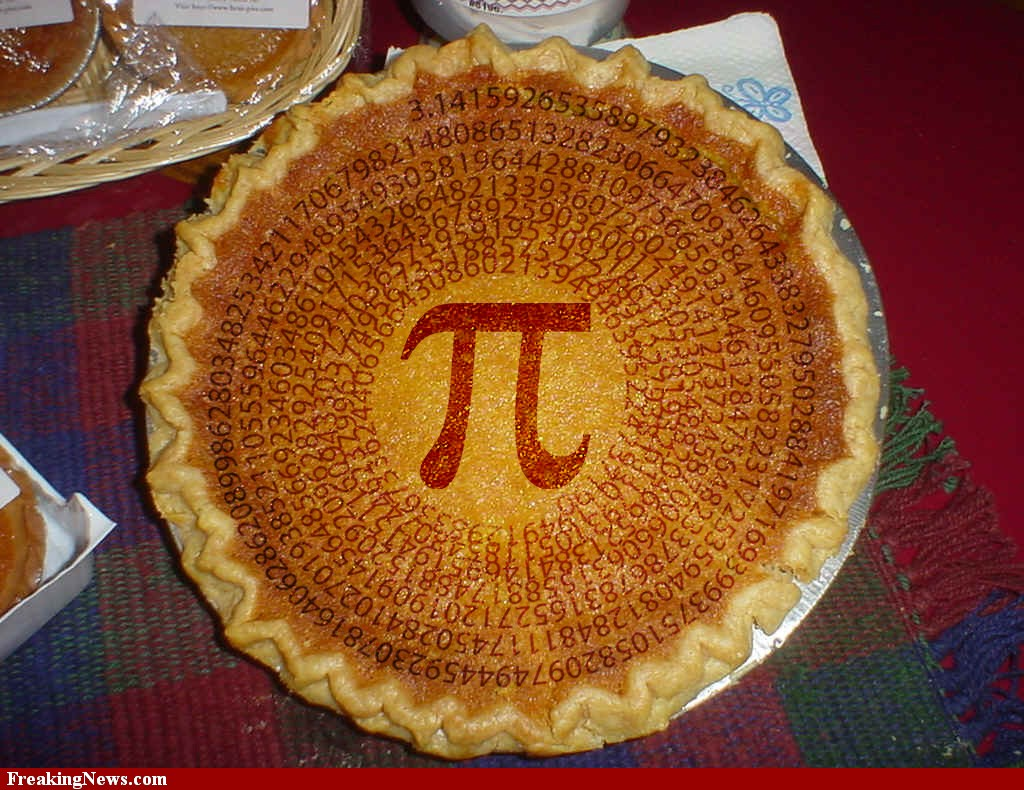 Happy Pi Day, Fellow Geeks!