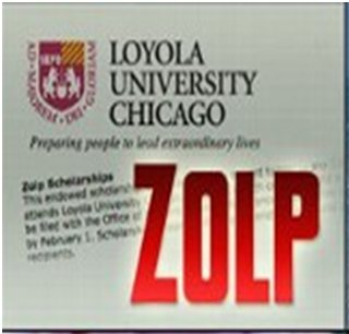 Take Note If Your Surname Is Zolp And Youre Catholic You Are Eligible For The Scholarship At Loyola University Amount Depends On Fund