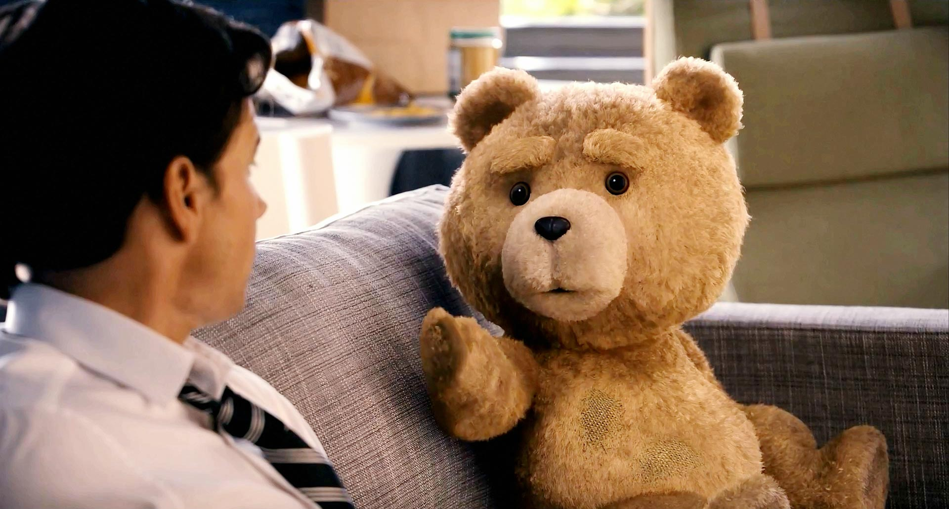 Ted movie | The Sticky Egg