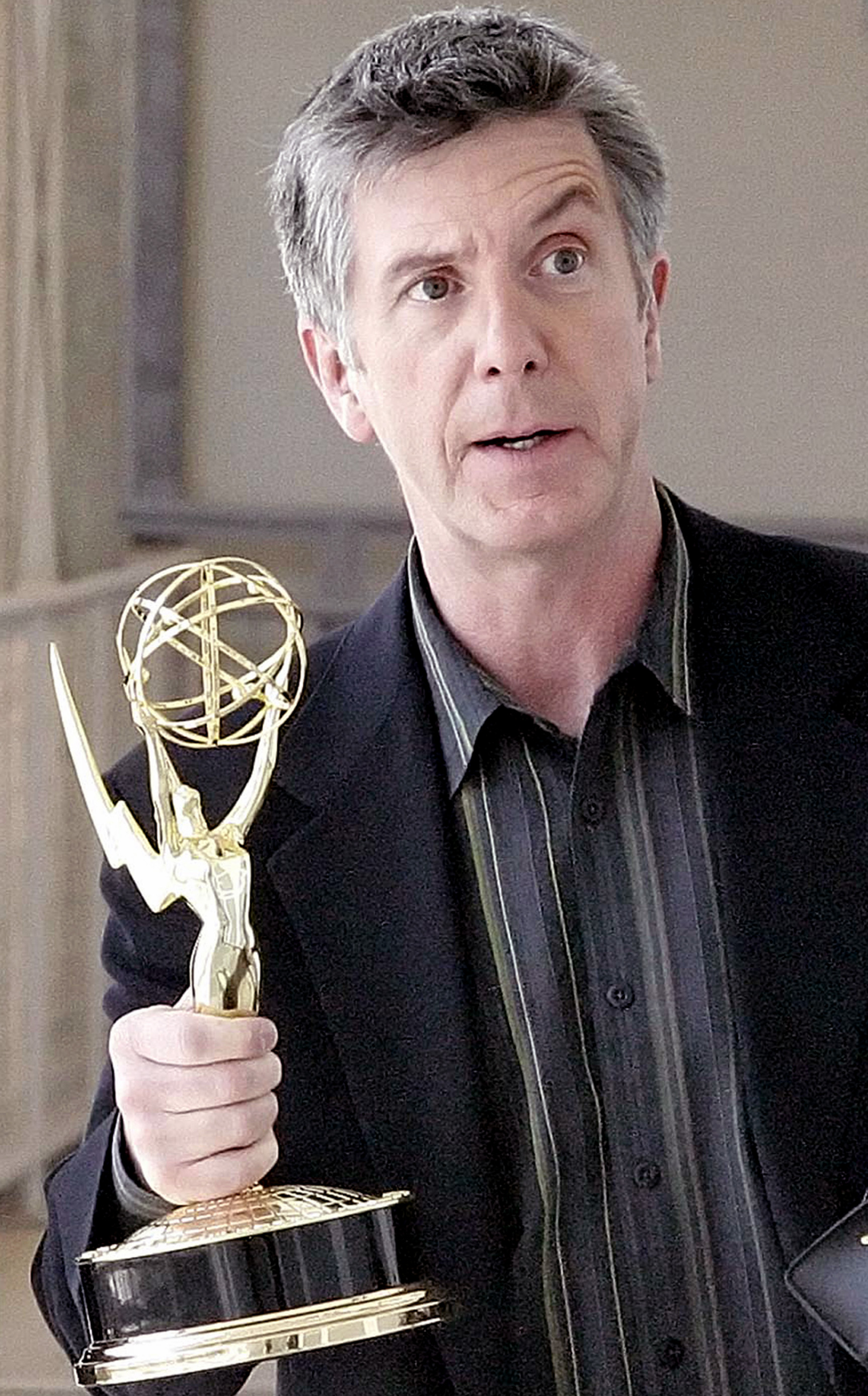 tom bergeron father