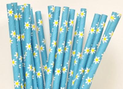 daisy straws
