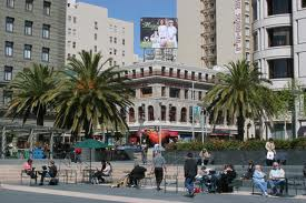 san fran union square