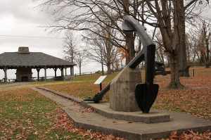 anchor at columbus park