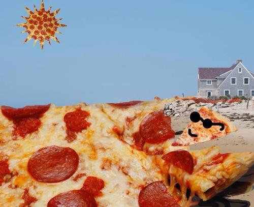 IFC pizza beach