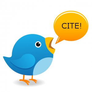 tweet cite