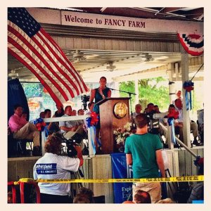 fancy farm picnic speech