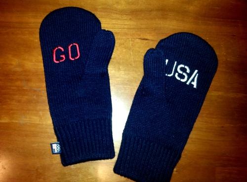 go usa mittens