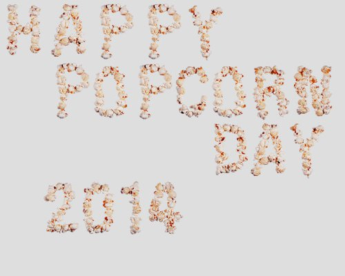 Popcorn Day 2014
