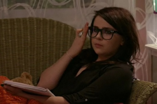 ambers glasses parenthood