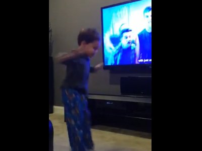 baby body dance party