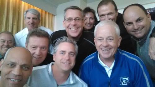 NCAA Committee selfie