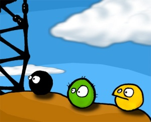 goo balls climbling