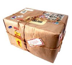 lost parcel