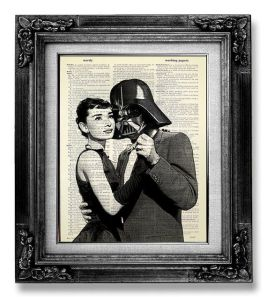 audrey and vader