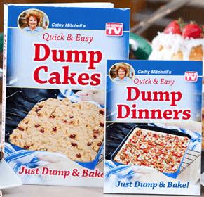dump cakes The Sticky Egg