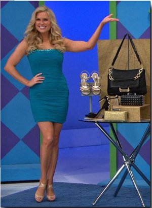 price is right model pose