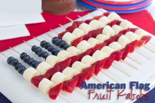 AmericanFlagFruitKabobs