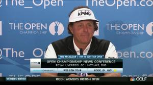 open coverage golf channel