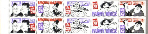 comedy stamps