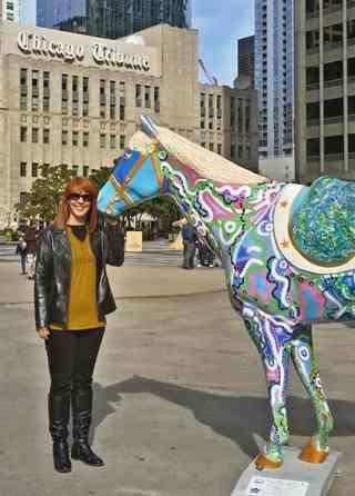 chicago horse carla