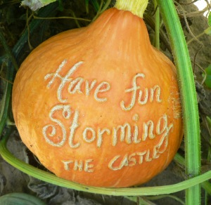 princess bride pumpkin