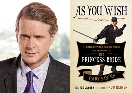 Cary Elwes Photo and Book 09262014