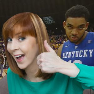 towns photobomb