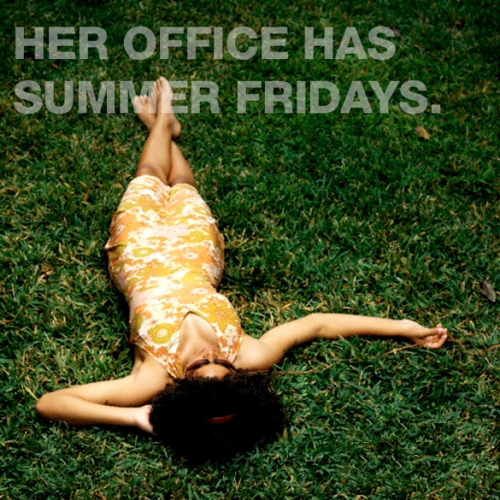 summer friday