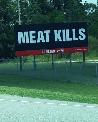 meat kills